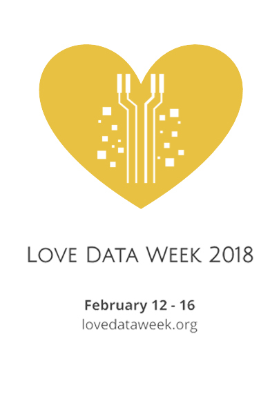 Love Data Week: Open data - examples and reflections