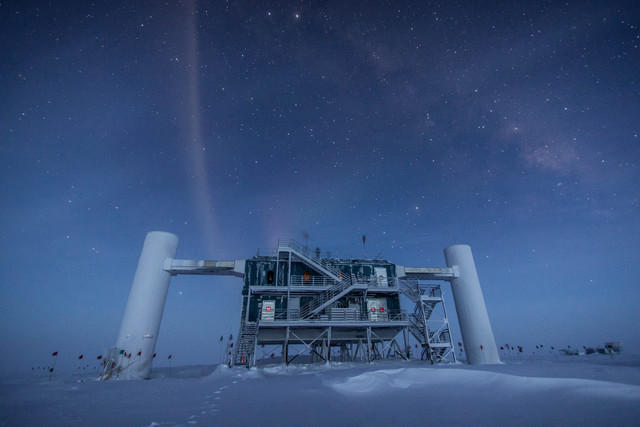 The Weirdest Telescope Ever: the IceCube Neutrino Telescope at the South Pole