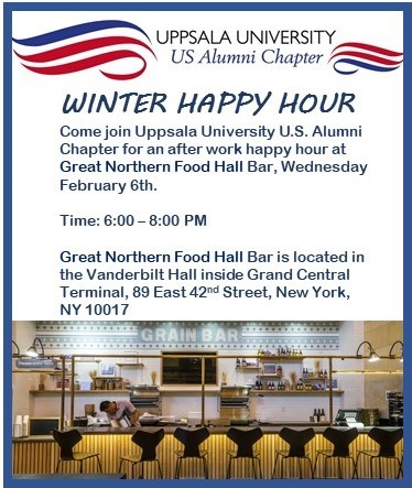 New York: Winter Happy Hour