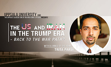 Trita Parsi: The US and Iran in the Trump Era – Back to the Warpath?