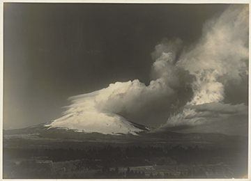 Measuring clouds – Mount Fuji through the eyes of Masanao Abes